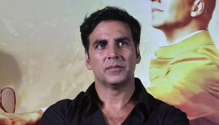 akshay kumar message to the country