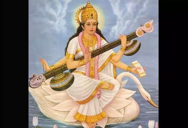 Know about secretes Devi Saraswati vahan (2)