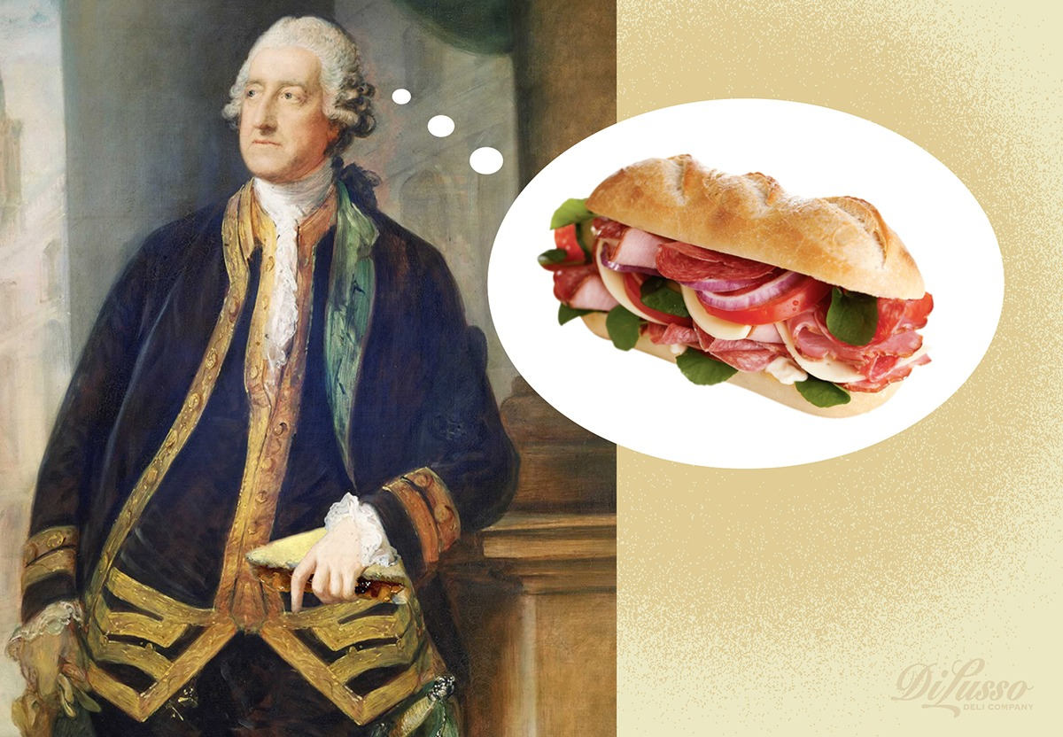 Image result for 4th Earl of Sandwich, John Montagu