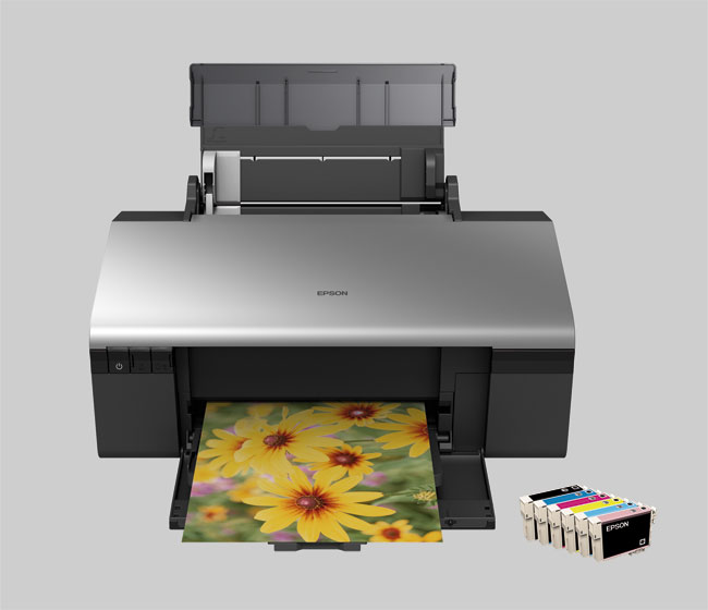 Epson R290 inkjet printer