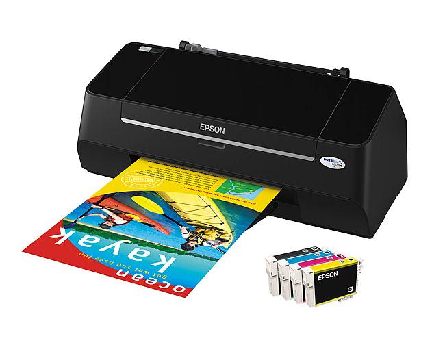 Epson T20 inkjet printer
