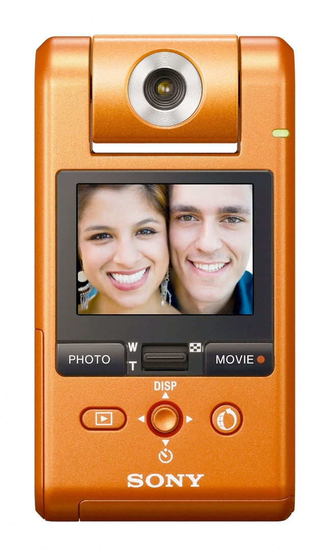 Sony PM1 video and still camera