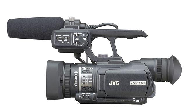 JVC HM100 video Camera