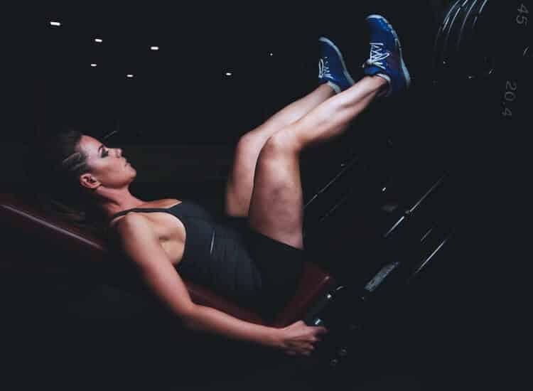 esercizio per perdere peso
