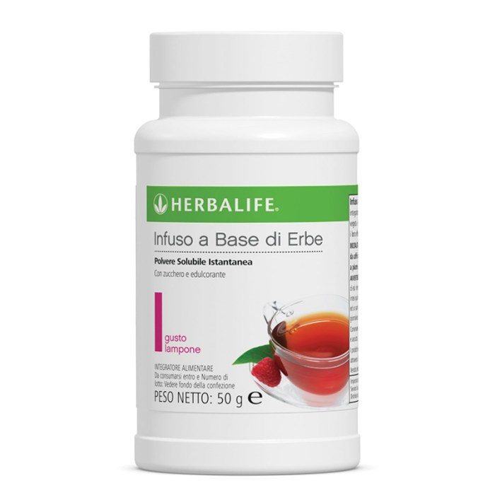 Herbalife infuso alle erbe gusto lampone