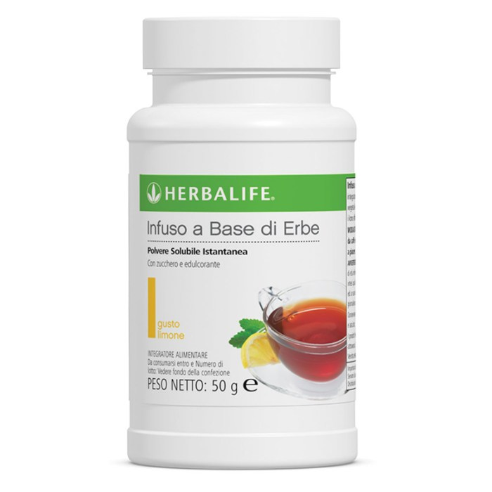 Herbalife infuso alle erbe gusto limone