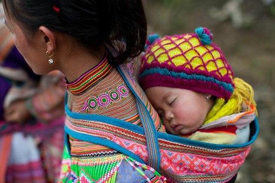 BABYWEARING Portare in fascia