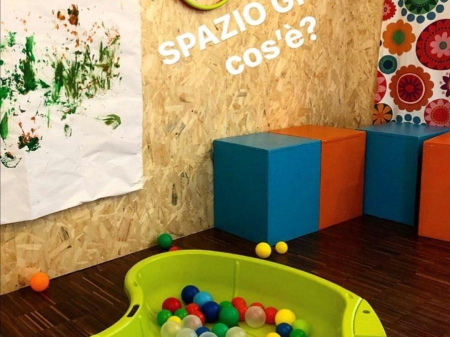 COS'E' LO SPAZIO GIOCO DI DIMANDA?