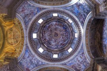 Duomo di Napoli Reale cappella del tesoro di San Gennaro