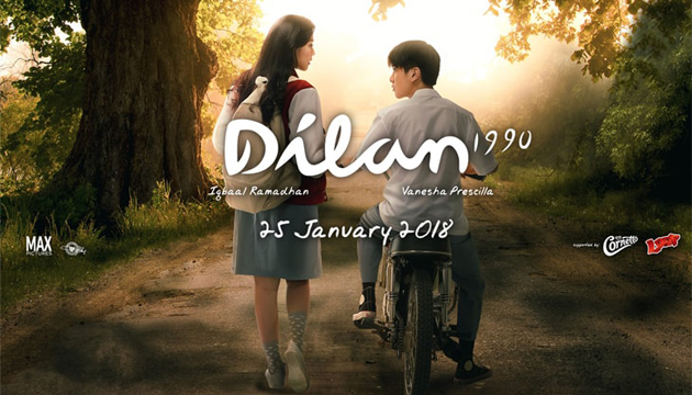 [MOVIE REVIEW] Dilan 1990