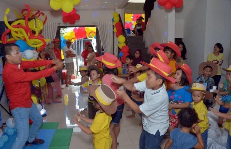 Games Ultah Anak