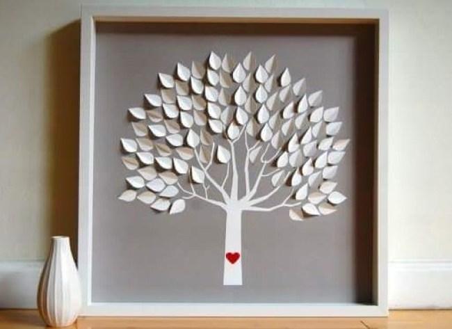 Pohon Kertas Harapan