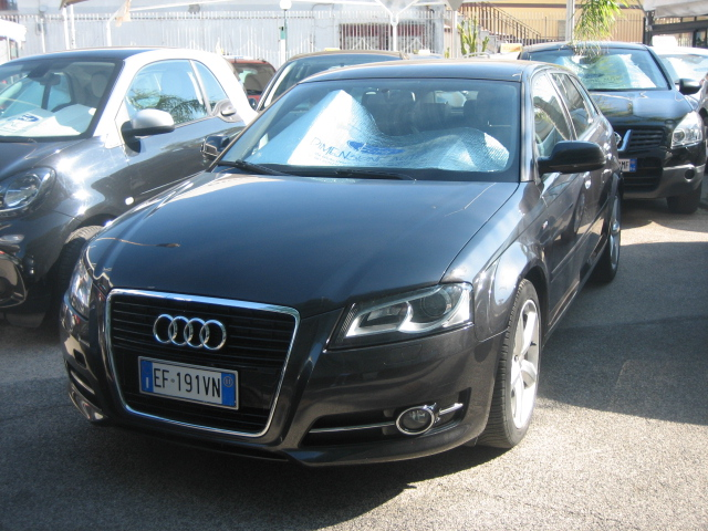 Audi A3 1.6tdi s.tronic s line 2011 FULL OPTIONAL