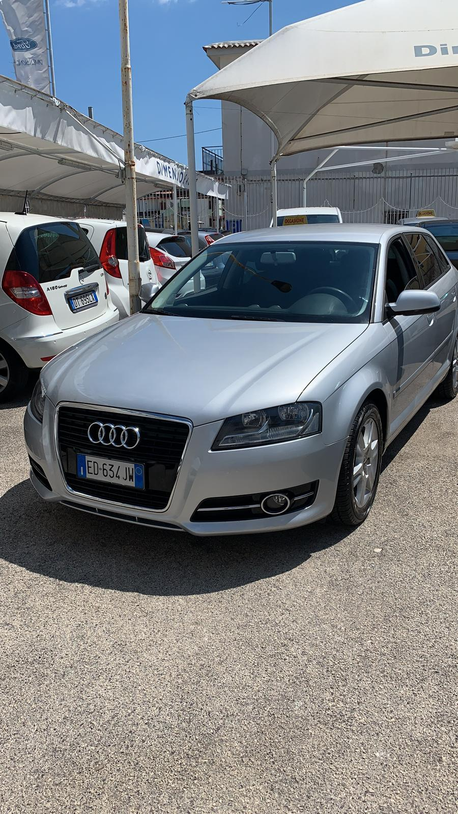 audi A3 sportback tfsi full optional