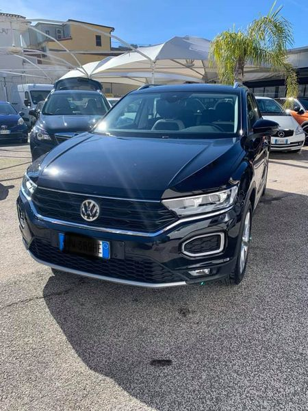 T-roc tdi Advanced 2019 full optional