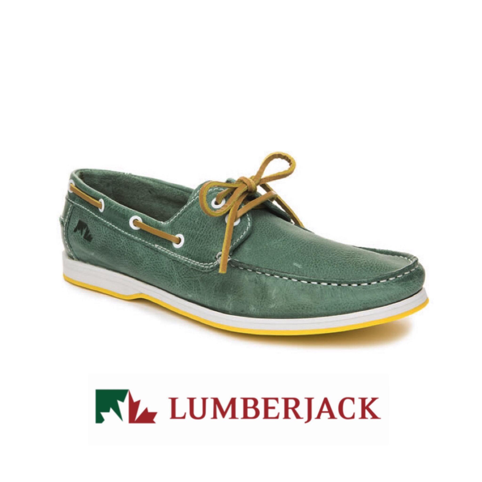 Lumberjack Lace Up Boots Thunder