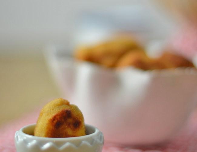 Croquetas de Jamon, aperitivo clasico y piscolabis de alta cocina