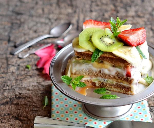 Tiramisu de Frutas frescas