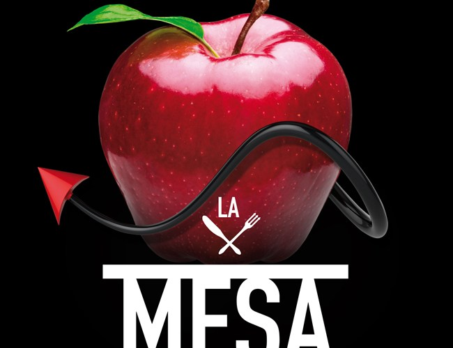 "La Mesa del Pecado: ""Best Innovative Cookbook"" Spain, Gourmand World Cookbook Awards 2014"