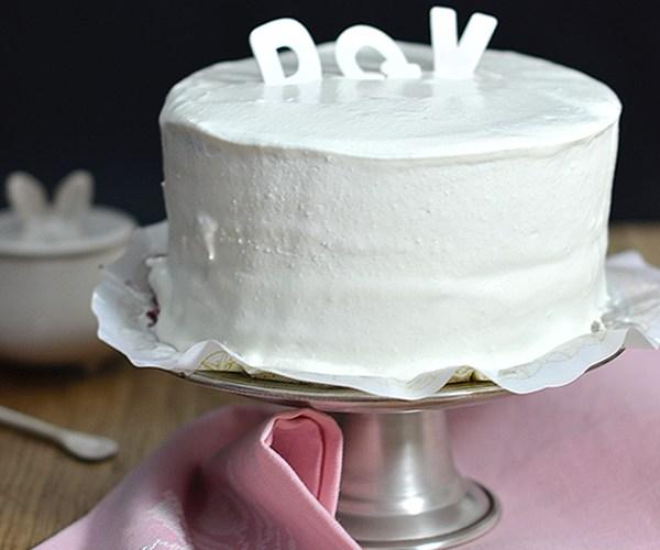Red Velvet Cake – Tarta de terciopelo rojo