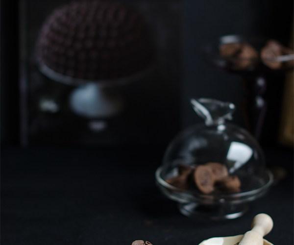 Trufas, chocolate y demás pasiones literarias muy felices.