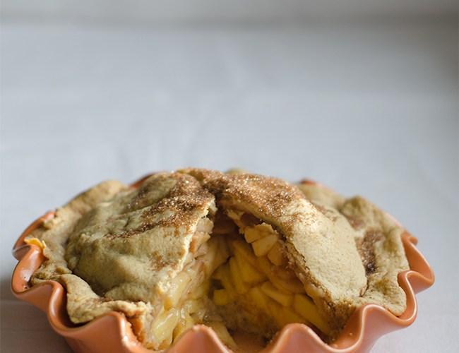 Pastel de manzana – Apple pie