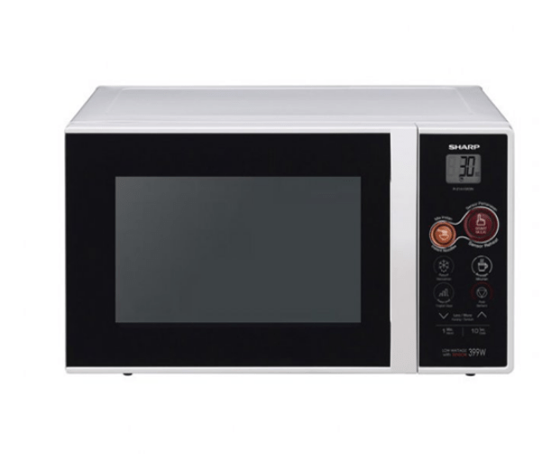 Microwave Oven Sharp R-21A1(W)-IN-diminimalis.com