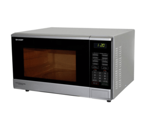 Microwave Oven Sharp R-380IN-(S)-diminimalis.com