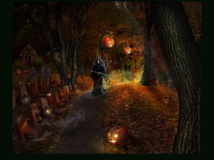 Samhain και Καταχνιάρρρ…