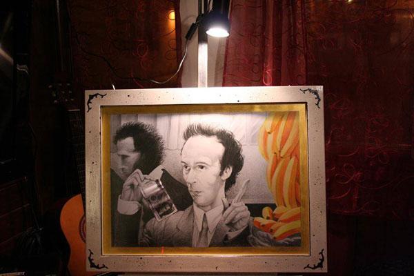 scena-di-'Johnny-stecchino'70x50'tecinca-acrilico-e-matita