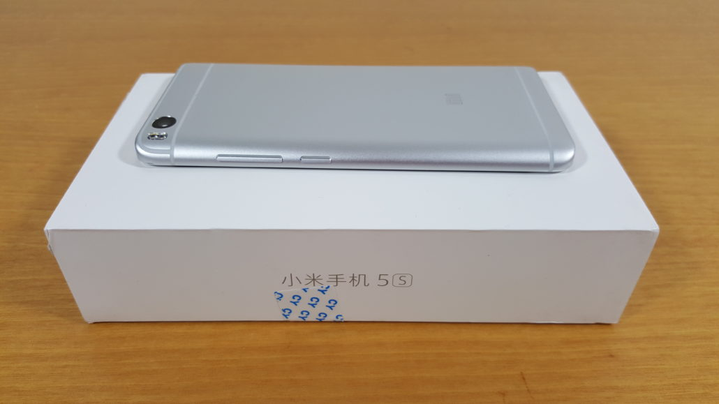 Xiaomi Mi 5s Dimitrology.com