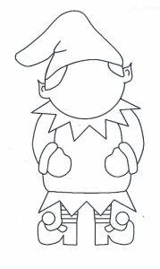 elf-mask-template