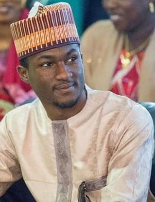 Buhari's Son Sustains Head Injury From Bike Accident