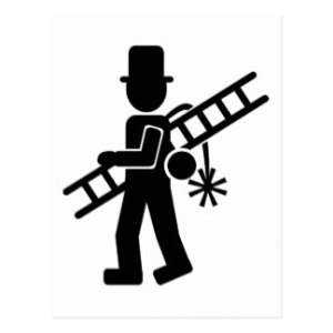 Dimničar, odžačar, čišćenje dimnjaka
