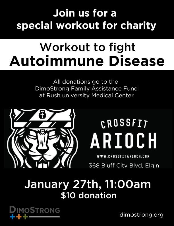 #Arioch CrossFit