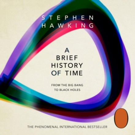 A Brief History of Time – Stephen Hawking