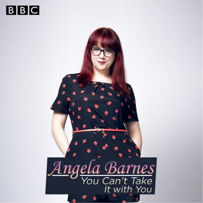 Angela Barnes You Can't Take It With You