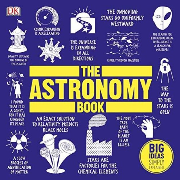 Big Ideas Simply Explained – The Astronomy Book