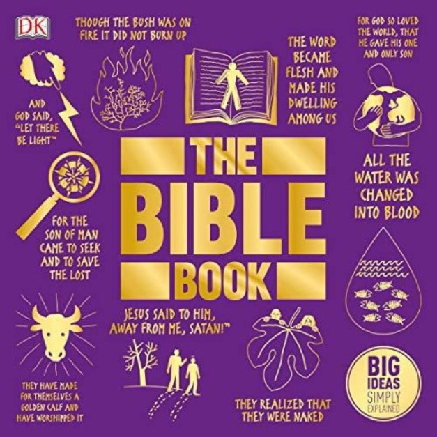 Big Ideas Simply Explained – The Bible Book