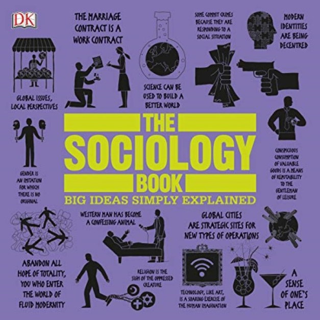 Big Ideas Simply Explained – The Sociology Book