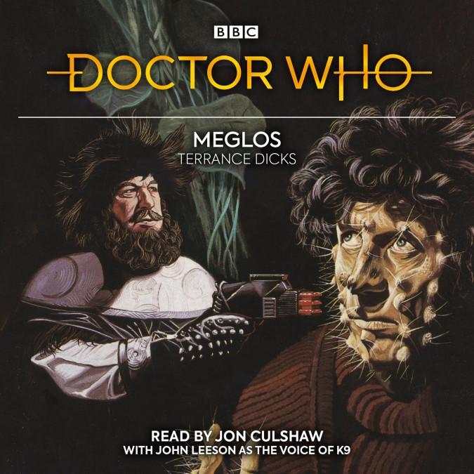 Doctor Who Meglos 4th Doctor Novelisation