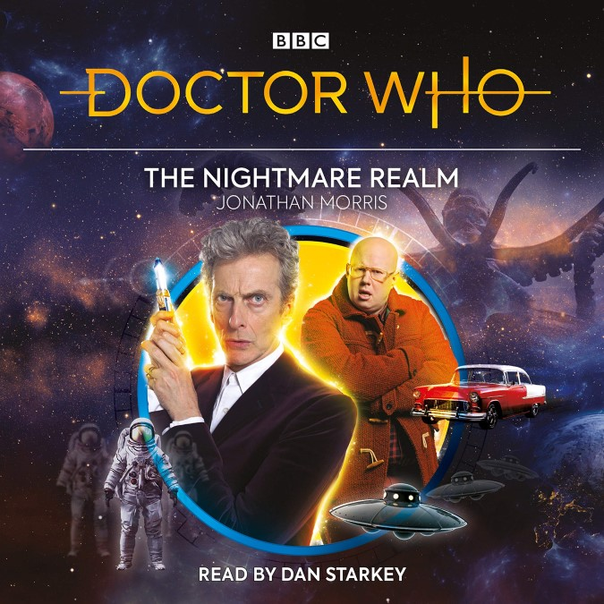 Doctor Who The Nightmare Realm 12th Doctor Novelisation
