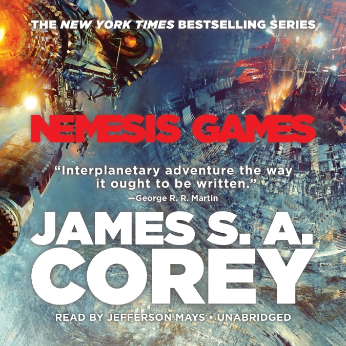 The Expanse [05] Nemesis Games