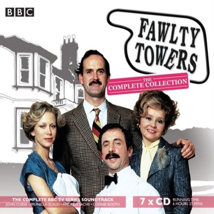Fawlty Towers BBC Audio