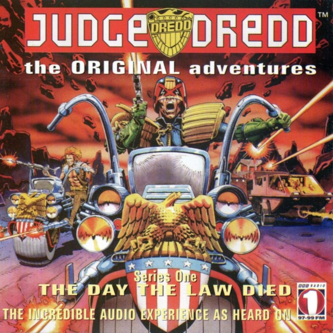 Judge Dredd BBC