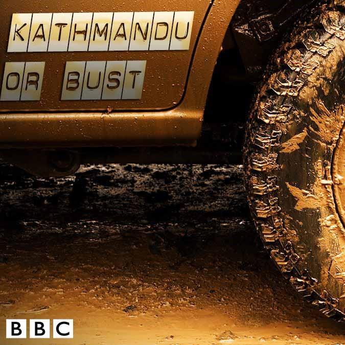 Kathmandu or Bust