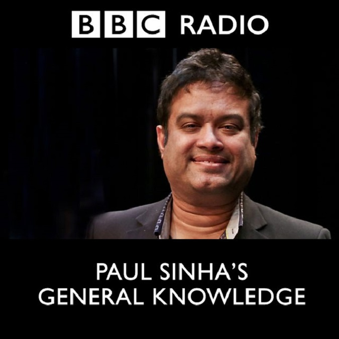 Paul Sinha's General Knowledge
