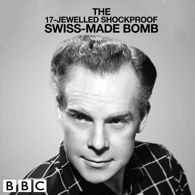 17 Jewelled Shockproof Swiss-Made Bomb