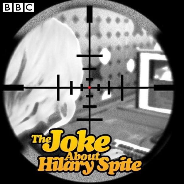 The Joke About Hilary Spite