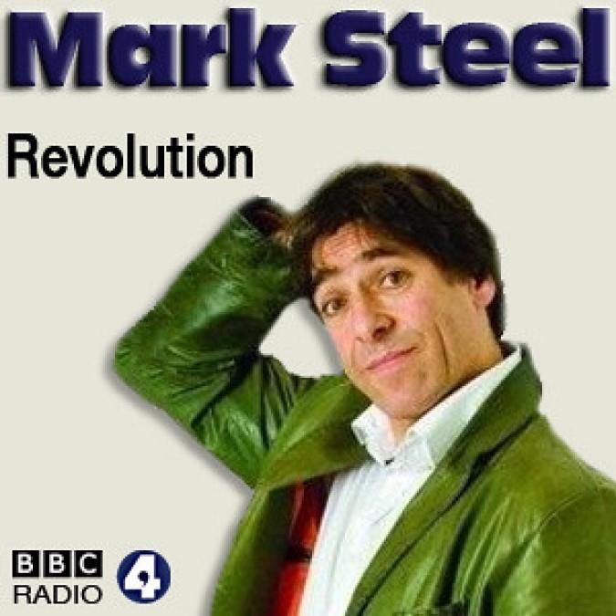 The Mark Steel Revolution